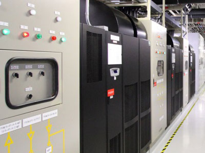 Industry's First Uninterruptible Power Supply Energy Saving Mode